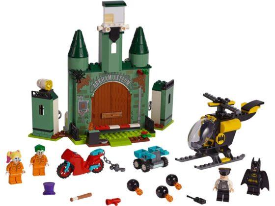 LEGO Batman 76138 Batman and The Joker Escape
