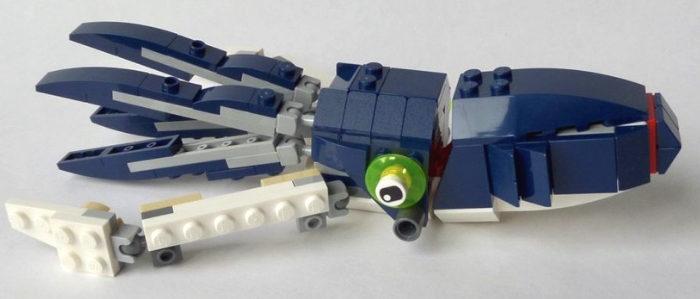 LEGO Creator 31088 Inktvis