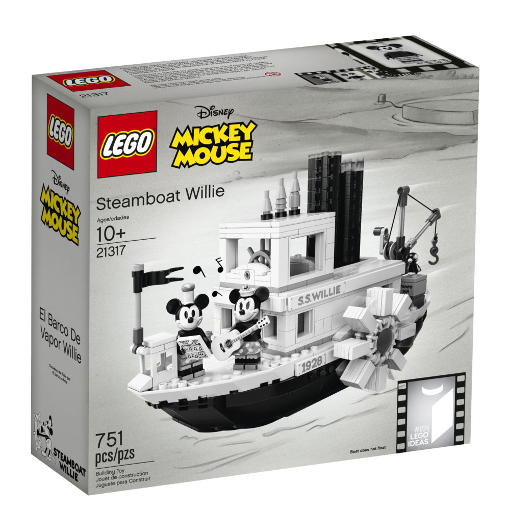 LEGO Ideas 21317 Box