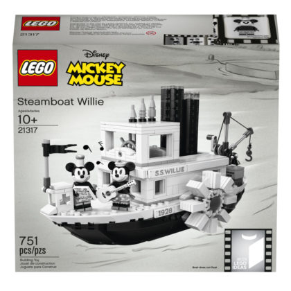LEGO Ideas 21317 Box