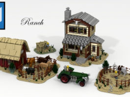 LEGO Ideas Ranch Life