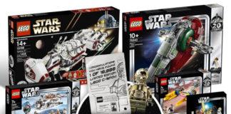 LEGO Ideas Star Wars The Greatest Battles