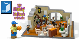 LEGO Ideas The Fresh Prince of Bel-Air