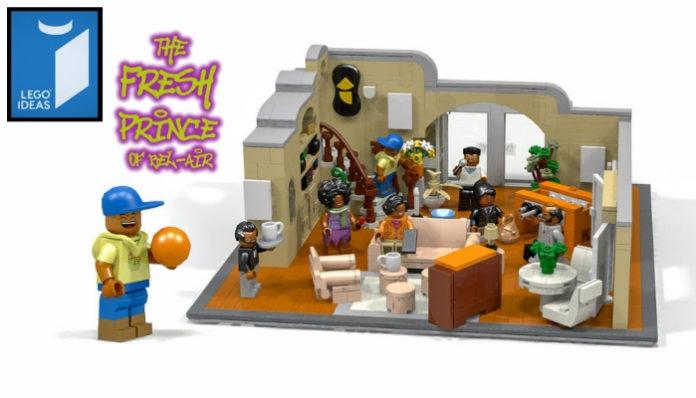 LEGO Ideas The Fresh Prince of Bel-Air