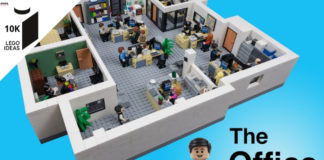 LEGO Ideas The Office - header