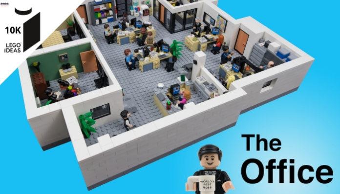 LEGO Ideas The Office - header