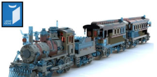 LEGO Ideas Train 57