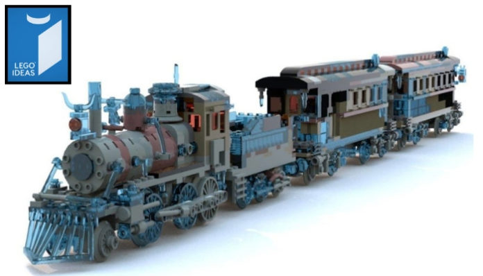 LEGO Ideas Train 57