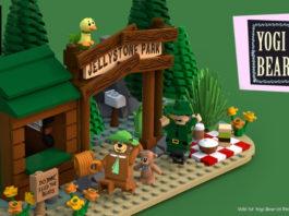 LEGO Yogi Bear