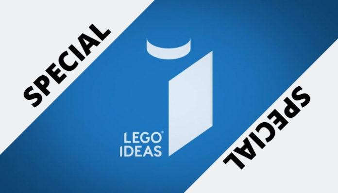LEGO Ideas tweeweekse 2019