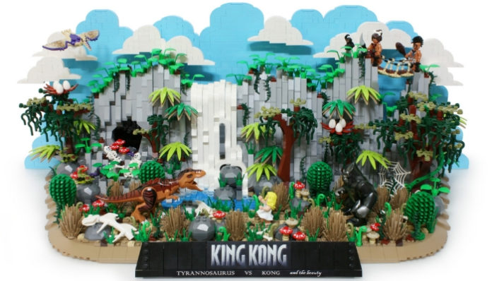 LEGO King Kong