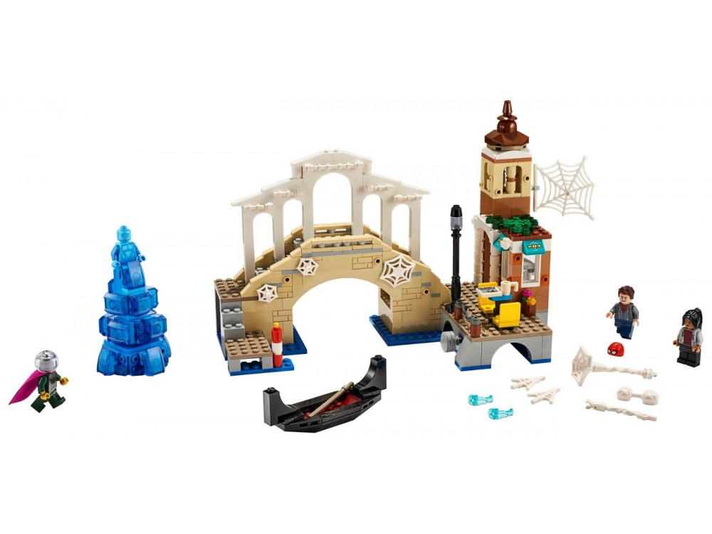 Nieuws Visuals Lego Spider Man Far From Home Sets