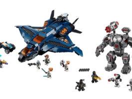 LEGO Marvel Avengers_ Endgame sets opgedoken