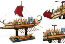 LEGO Roman Warship (4)