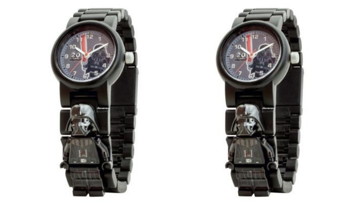 LEGO Star Wars 20th Anniversary Darth Vader Watch
