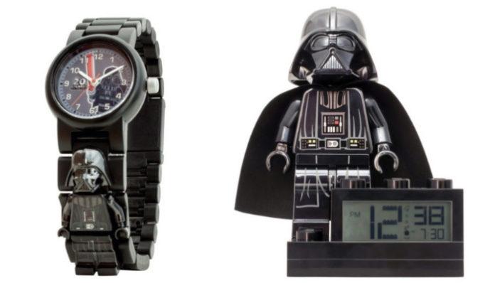 LEGO Star Wars 20th Anniversary Darth Vader Alarm Clock & Watch