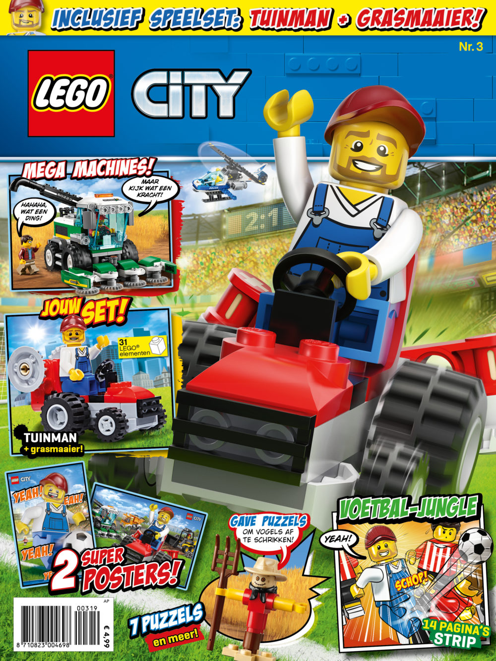 LEGO City magazine_03_2019