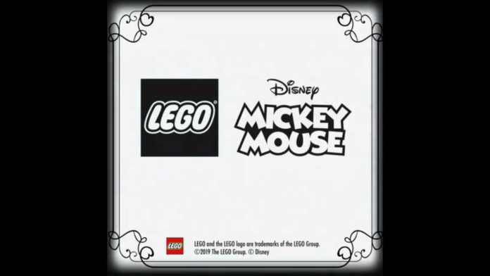LEGO Ideas Steamboat Willie Teaser
