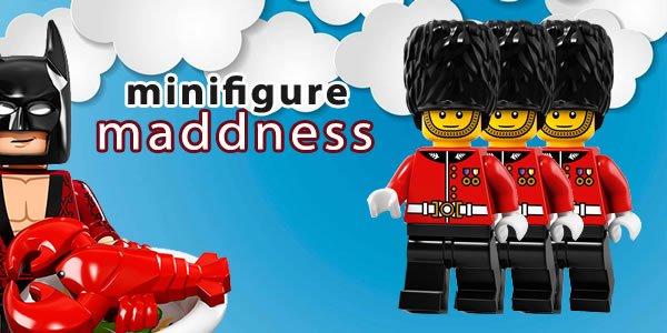 Minifigure Madness banner