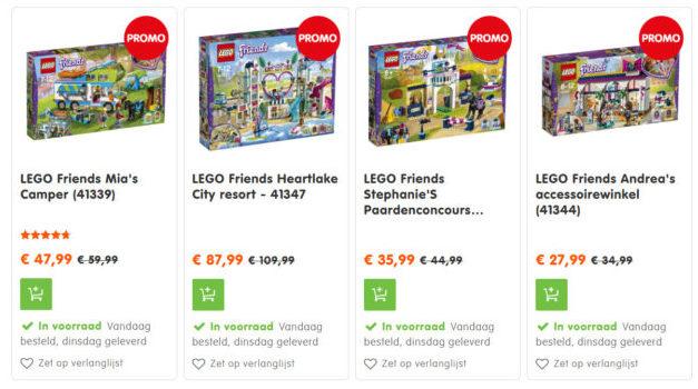 LEGO Korting