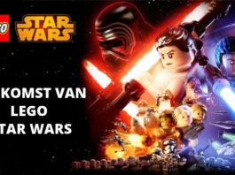TOEKOMST VAN LEGO STAR WARS