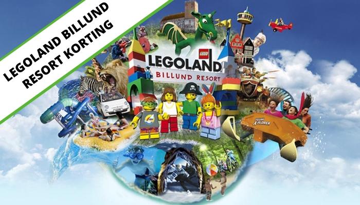 Aanbieding Tijdelijke Legoland Billund Resort Aanbieding