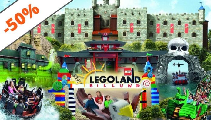 Tijdelijke LEGOLAND Billund Resort aanbieding