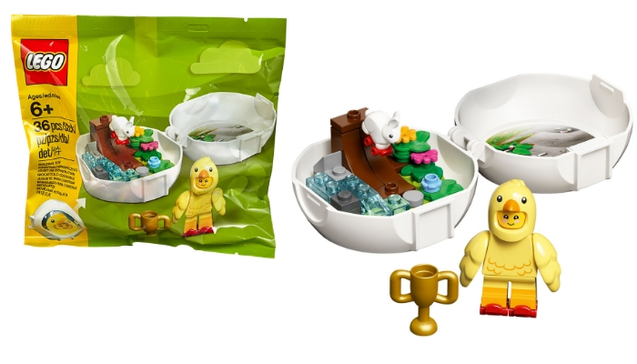 Visuals LEGO 853958 Easter Chicken Pod