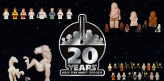 20 jaar LEGO Star Wars - Prototypes