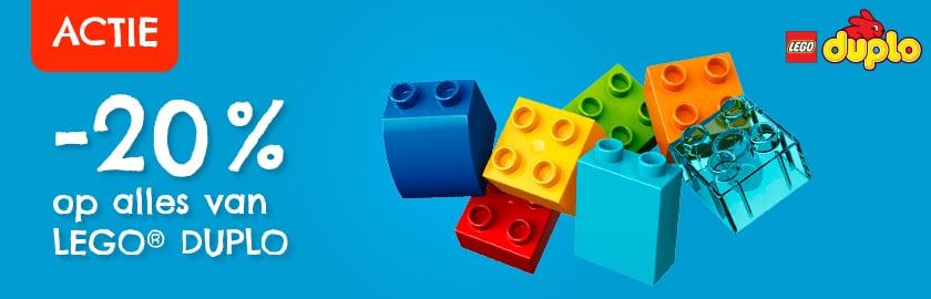 LEGO DUPLO korting