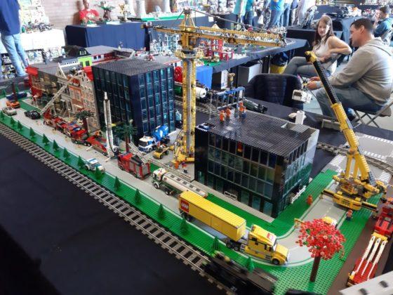 Brickmania Wetteren 2019