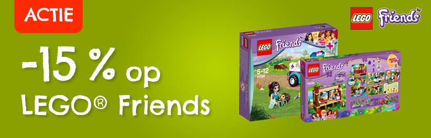 LEGO Friends korting