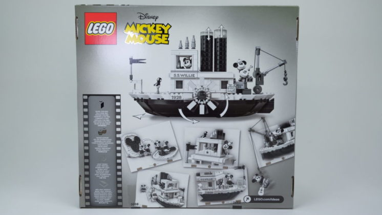 LEGO Ideas 21317 Doos