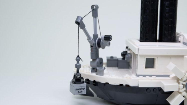 LEGO Ideas 21317 takel