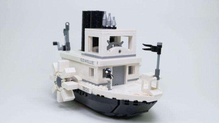 LEGO Ideas 21317 vooraanzicht