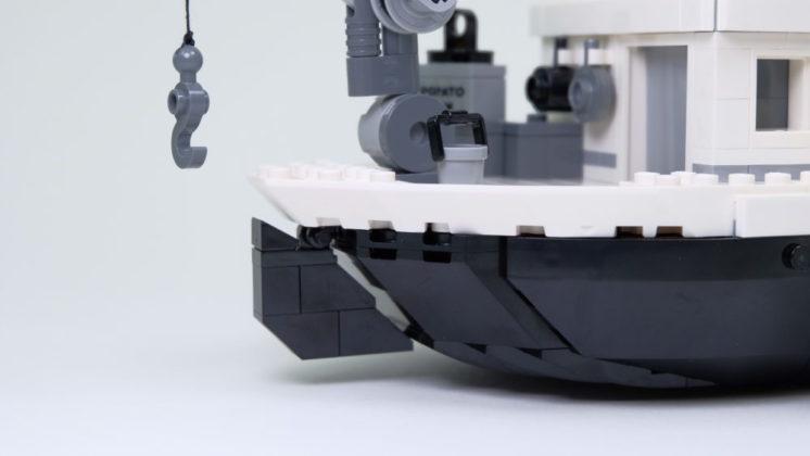 LEGO Ideas 21317 roer