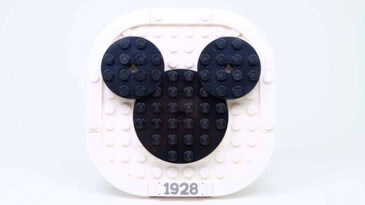 LEGO Ideas 21317 Mouse display