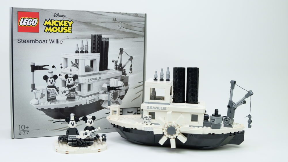 LEGO Ideas 21317 conclusie
