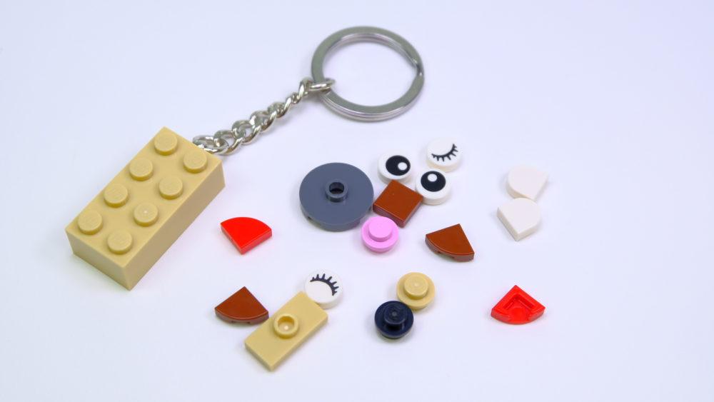 LEGO 853902 Key Chain