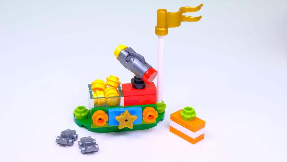 LEGO 5004931 - de bouw