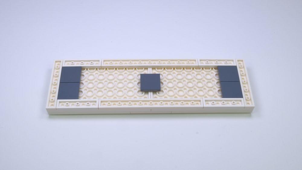 LEGO 853913 Key Hanger frame