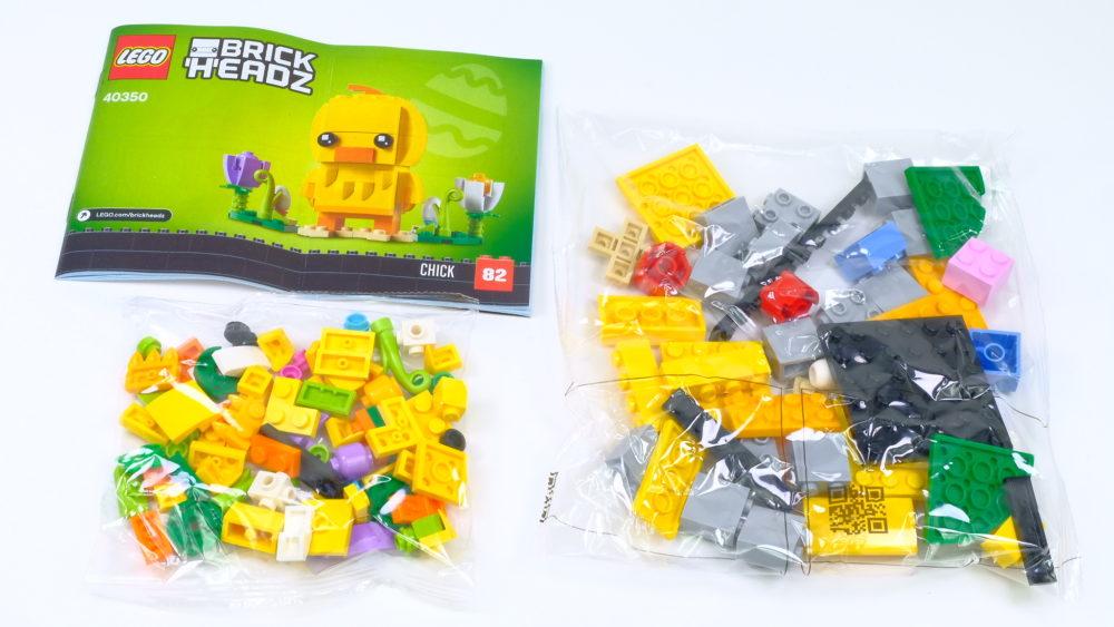 LEGO 40350 - content