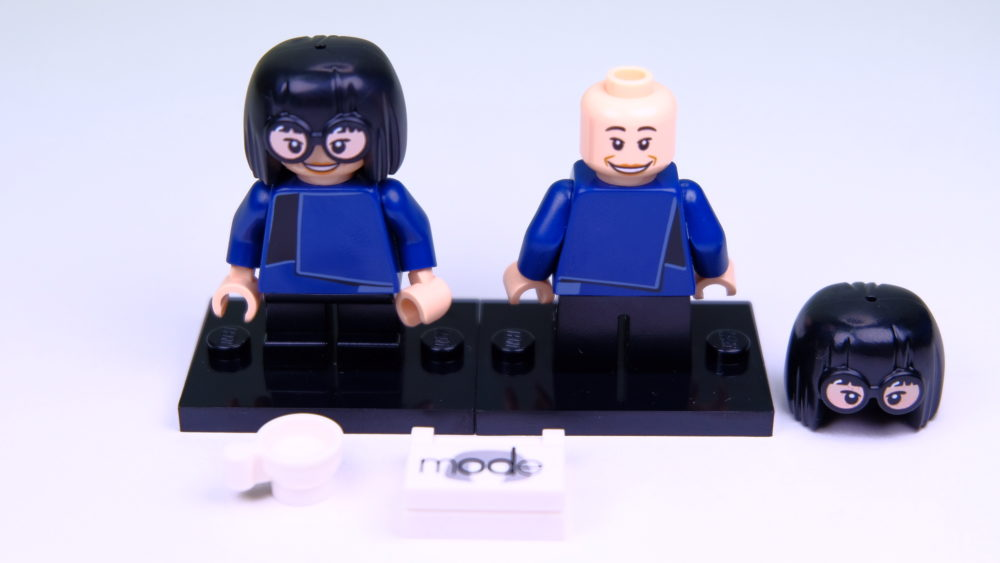 LEGO Disney 71024 Edna Mode