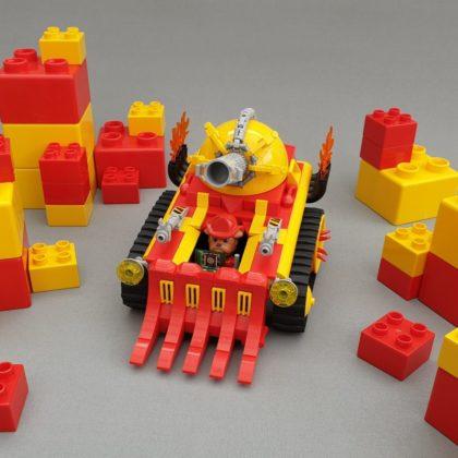 LEGO Fabuwars