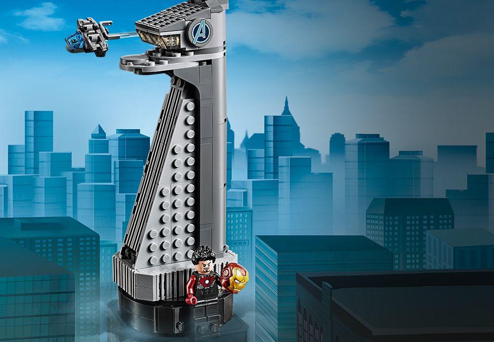 LEGO 40334 Avengers Tower Promotional