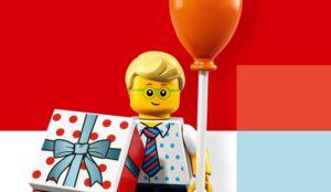Birthday celebration in LEGO House