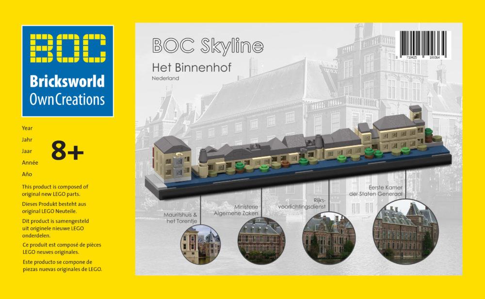 BOC Skyline Binnenhof - BOC-SKY-BIN