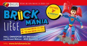 Brick Mania Liege 2019