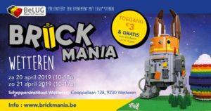Brick Mania Wetteren 2019