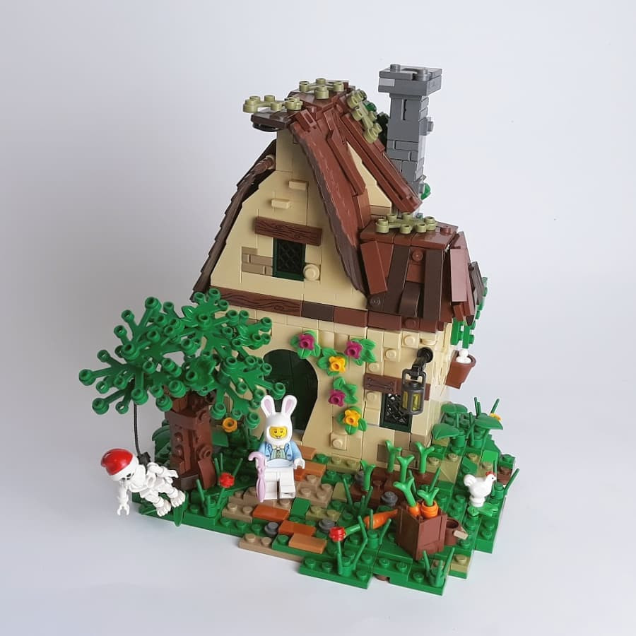 Brickboris - House of the Easter Bunny